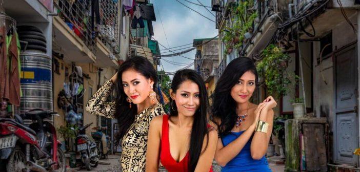How to meet Vietnamese girls in Hanoi